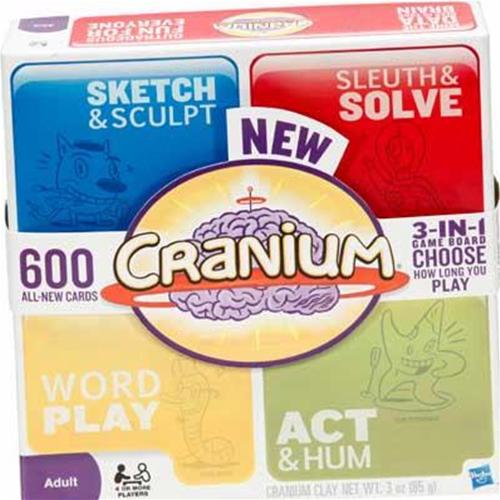 Cranium gioco societa 39 da tavolo italiano adulti 14 anni - Cranium gioco da tavolo prezzo ...